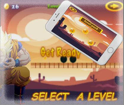 Super Saiyan Dragon Goku apk screenshot