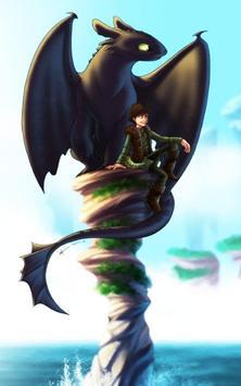 Dragon Toothless Wallpaper New screenshot 4