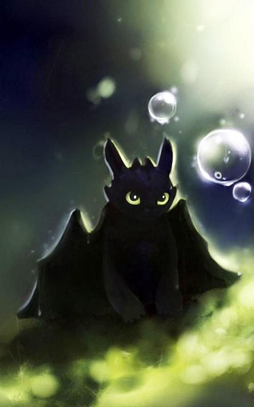 Dragon Toothless Wallpaper New poster ...
