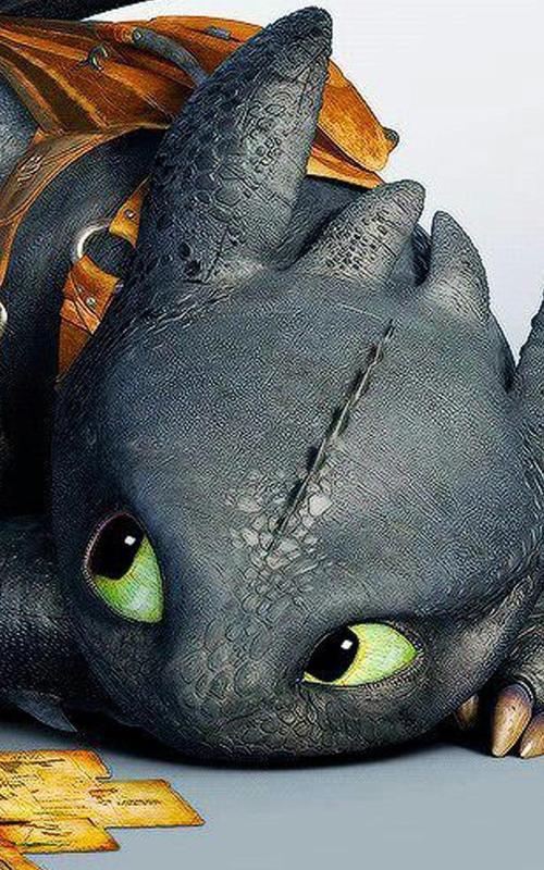 ... Dragon Toothless Wallpaper New screenshot 2 ...