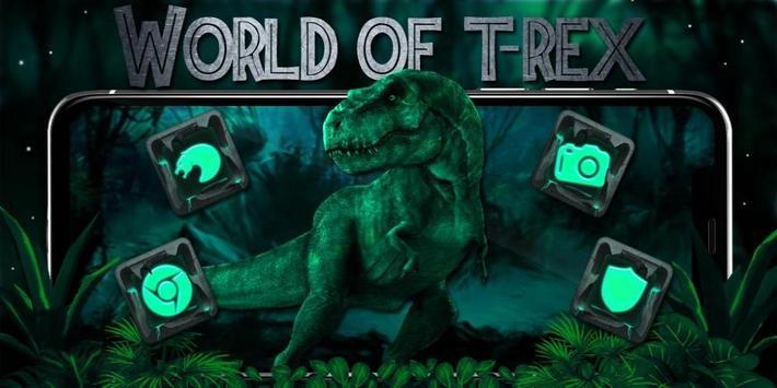 3d World of T-rex screenshot 3