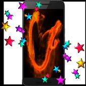 Fire Dragon 3D Wallpaper icon
