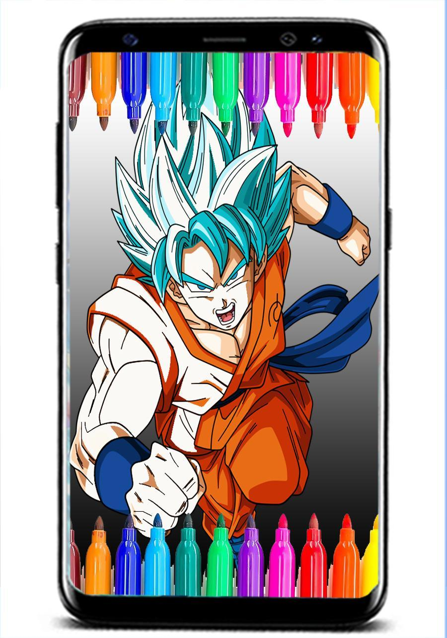 Coloriage Dbs Dragon Ball S For Android Apk Download