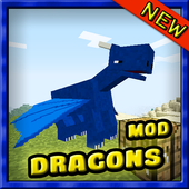 Mods for minecraft dragons icon