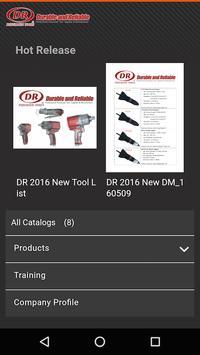 DR Pneumatic Tools vBook poster