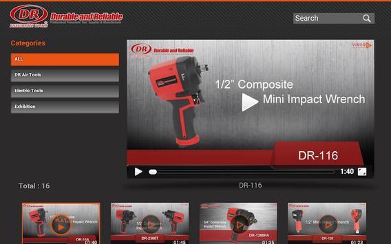 DR Pneumatic Tools Showroom screenshot 3