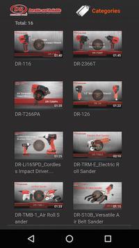 DR Pneumatic Tools Showroom screenshot 1