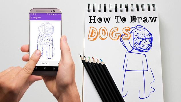 How To Draw Dog poster