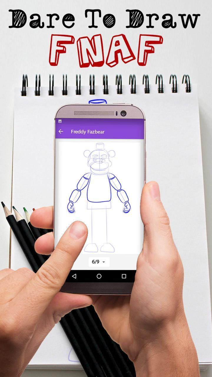 How to Draw FNAF Characters for Android - APK Download