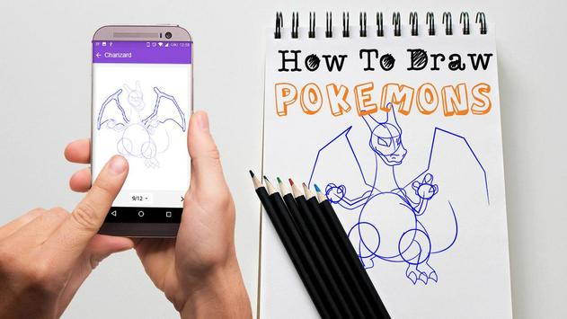 How to Draw Pokemon poster