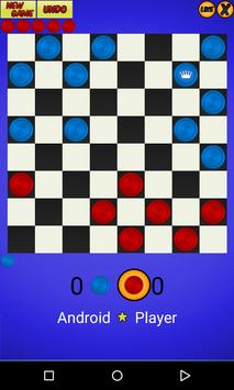 Draughts poster