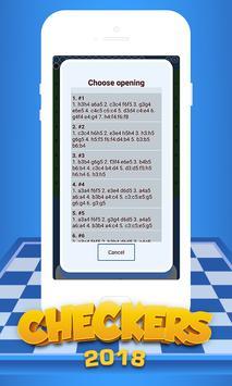 Checkers 2018 screenshot 2