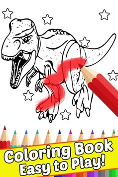 How Draw Coloring Lego Jurassic Dino World by Fans apk screenshot