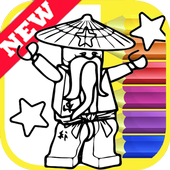 How Draw Coloring for NinjaGo by Fans icon