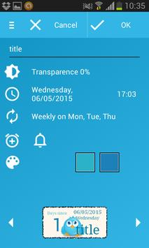 Days  Left (countdown timer) apk screenshot
