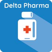 Delta Pharma Sales Automation icon