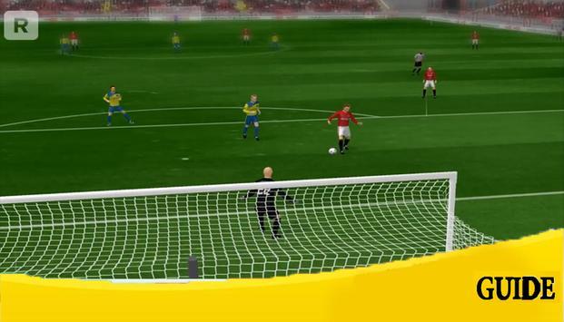 Guide For Dream League Soccer screenshot 13