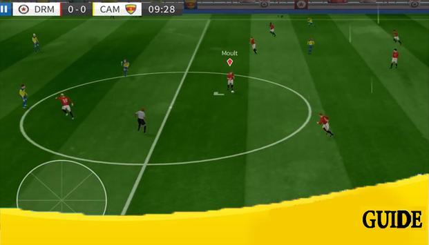 Guide For Dream League Soccer screenshot 5