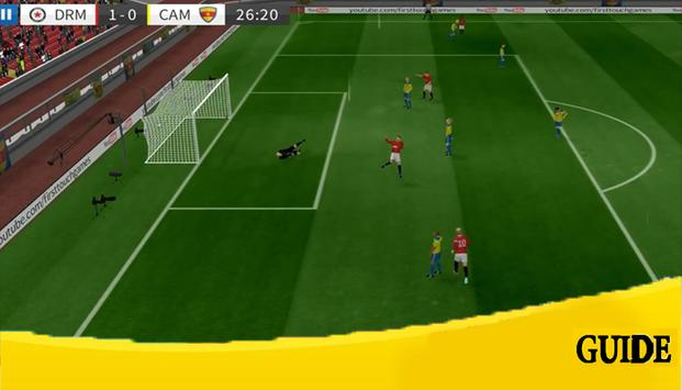 Guide For Dream League Soccer screenshot 9