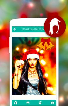 Christmas Hairstyles poster