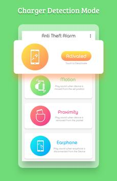 Anti Theft Alarm apk screenshot