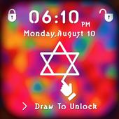 Gesture Lock Screen icon