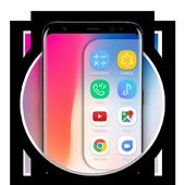 Edge Screen Galaxy S9 Style icon