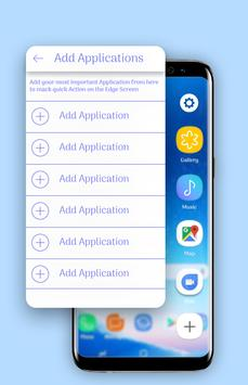 Edge Screen Galaxy S9 Style screenshot 2