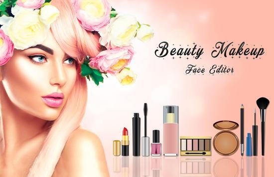 Beauty Makeup Photo Editor poster