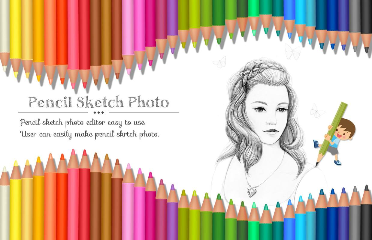 Pencil sketch photo editor screenshot 3