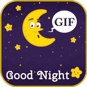 Good Night GIF 2018 Collection icon