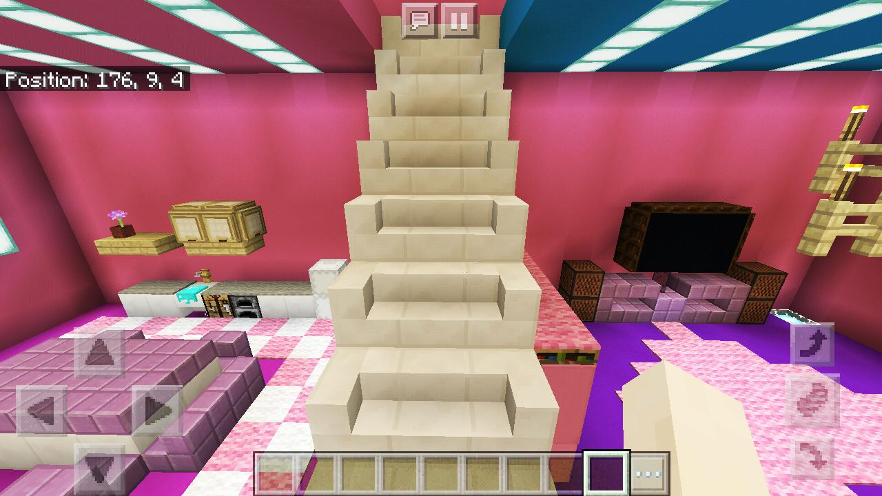 New Pink Dream House Minecraft For Girls 2018 For Android Apk Download