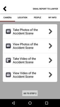 DRG Law Injury Help App screenshot 2