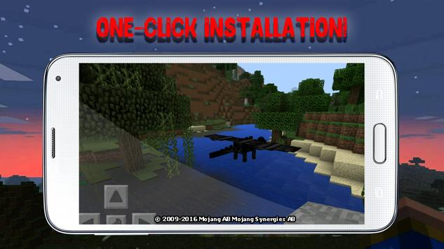 Dragons mod for Minecraft apk screenshot