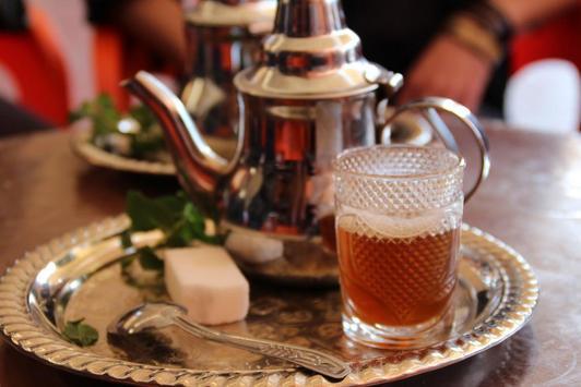 New Drink Moroccan Tea Prank ! apk screenshot