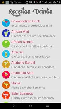 Drinks apk screenshot