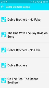 Dobre Brothers Songs 2018 captura de pantalla 1