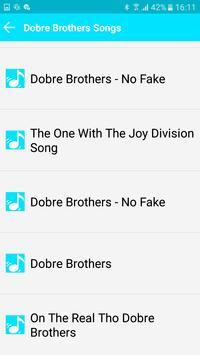 Dobre Brothers Songs 2018 captura de pantalla 2
