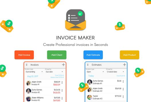 Invoice Maker For Android APK Download - Invoice maker android