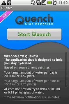 Quench Beta apk screenshot