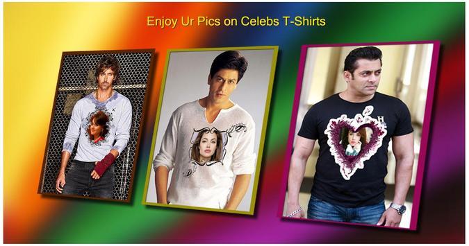 Tshirt PIC FRAMES poster
