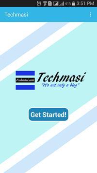 Techmasi poster