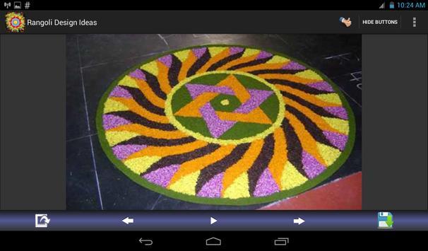 Rangoli Design Ideas screenshot 3