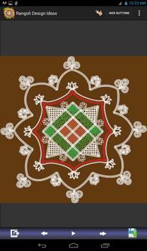 Rangoli Design Ideas screenshot 4