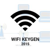 Wifi Keygen 2015 icon
