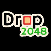 Drop 2048 icon