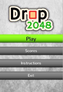 Drop 2048 poster