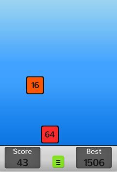 Drop 2048 screenshot 1