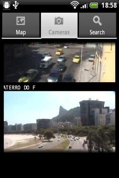 Brazil Traffic Cameras apk screenshot