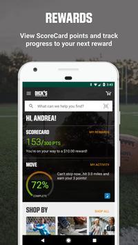 DICK'S Sporting Goods, Fitness apk screenshot